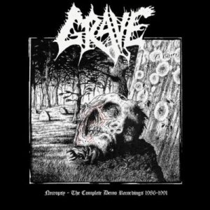 Grave / Corpse / Putrefaction - Necropsy - the Complete Demo Recordings 1986-1991 cover art