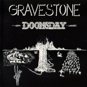 Gravestone - Doomsday cover art