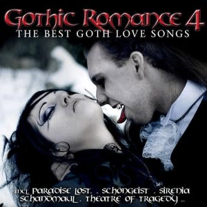 Various Artists - Gothic Romance 4 cover art