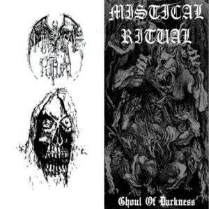 Mistical Ritual - Ghoul of Darkness cover art