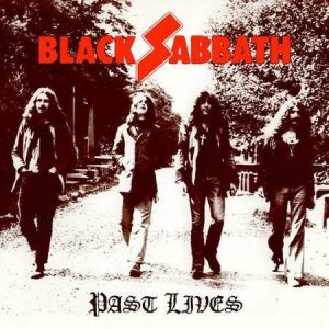 Black Sabbath - Past Lives cover art