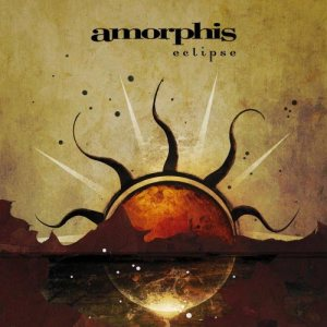 Amorphis - Eclipse cover art