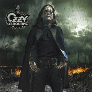 Ozzy Osbourne - Black Rain cover art