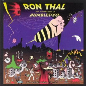 Ron Thal - The Adventures of Bumblefoot cover art