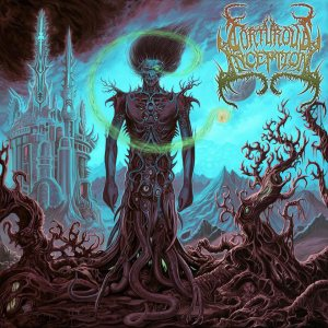 Torturous Inception - Headfirst Into Oblivion cover art
