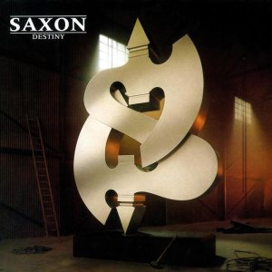 Saxon - Destiny cover art