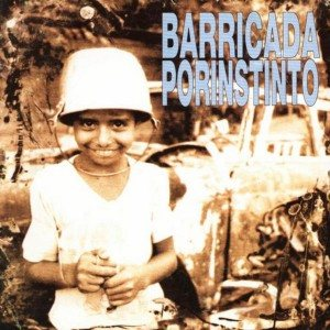 Barricada - Por instinto cover art
