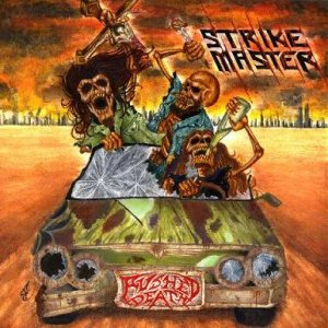 Strike Master - Rushed Death cover art