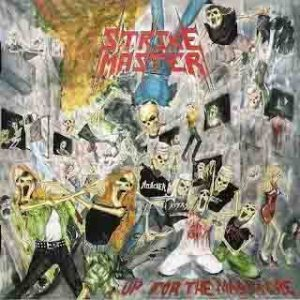 Strike Master - Up for the Massacre cover art