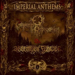 Fragments of Unbecoming / December Flower - Imperial Anthems No. 16 cover art
