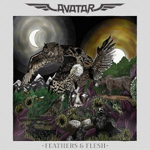 Avatar - Feathers & Flesh cover art