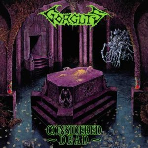 Gorguts - Considered Dead cover art