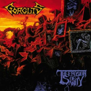 Gorguts - The Erosion of Sanity cover art