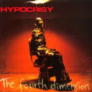 Hypocrisy - The Fourth Dimension cover art