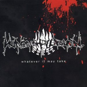 Heaven Shall Burn - Whatever It May Take cover art