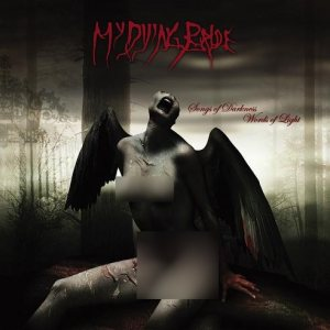 My Dying Bride - Songs of Darkness, Words of Light cover art