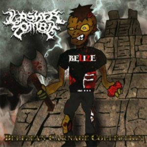 Lasher Zombie - Belizean Carnage Collection cover art