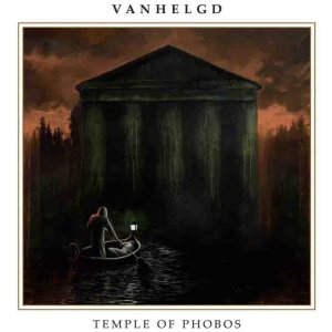 Vanhelgd - Temple of Phobos cover art