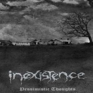 Inexistence - Pessimistic Thoughts cover art