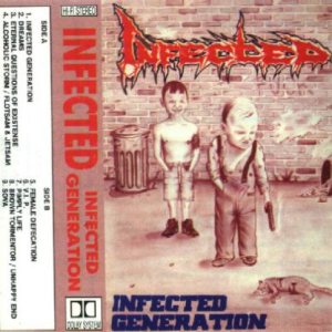 Infected - Infected Generation cover art