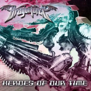 Dragonforce - Heroes of Our Time cover art