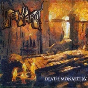 The Ward - Death Monastery cover art