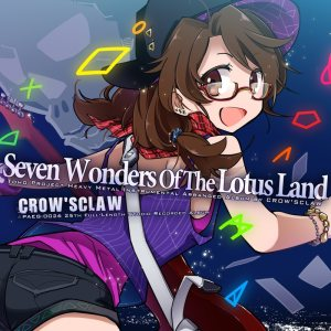 Crow'sClaw - Seven Wonders of the Lotus Land cover art