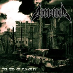 Ammonium - The End of Humanity cover art