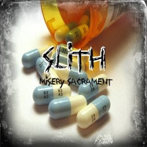 Slith - Misery Sacrament cover art