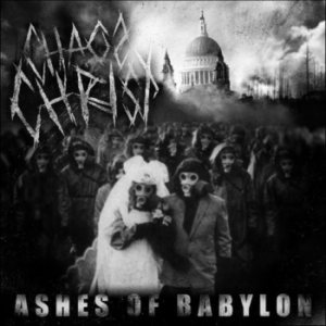 Chaos Christ - Ashes of Babylon cover art