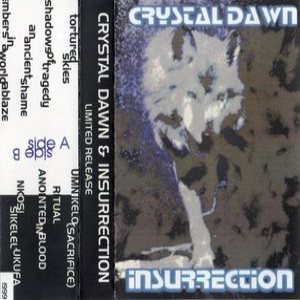 Crystal Dawn - Limited Release cover art