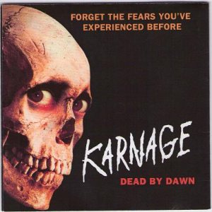 Karnage - Dead by Dawn cover art