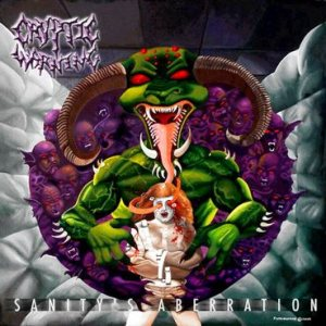 Cryptic Warning - Sanity's Aberration cover art