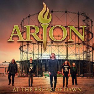 Arion - At the Break of Dawn cover art
