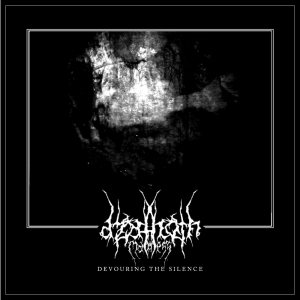 Azathoth in Madness - Devouring the Silence cover art