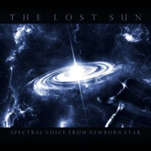 The Lost Sun - Spectral Voice from Newborn Star cover art
