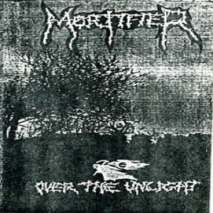 Mortifier - Over the Unlight cover art