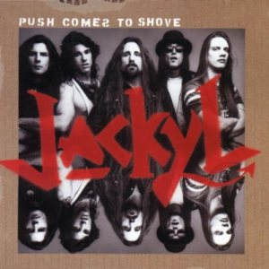 Jackyl - Push Come to Shove cover art