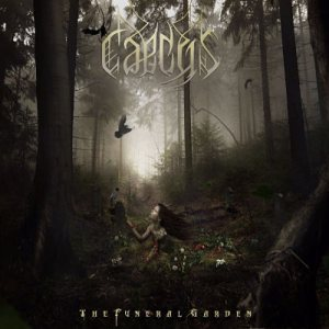 Caecus - The Funeral Garden cover art
