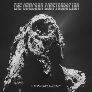The Omicron Configuration - The Interplanetary cover art