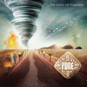 Pure - The Light of Tornado cover art