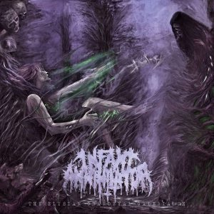 Infant Annihilator - The Elysian Grandeval Galèriarch cover art