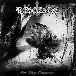 Desolatae - For Thy Decease cover art
