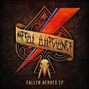 Metal Allegiance - Iron Fist (Motörhead cover) Lyrics