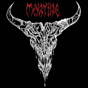 Martire - Brutal Legions of the Apocalypse cover art