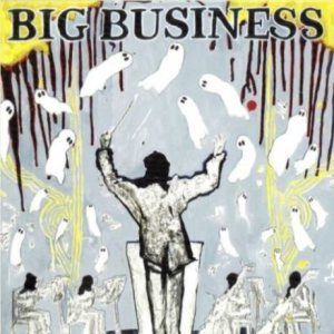 Big Business - Head for the Shallow cover art