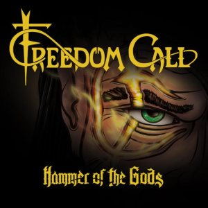 Freedom Call - Hammer of the Gods cover art