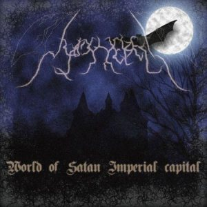 NajiOgreBell - World of Satan Imperial Capital cover art