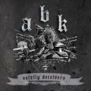 ABK - Saintly Deceivers cover art