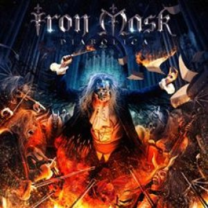 Iron Mask - Diabolica cover art
